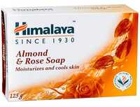 Мыло Миндаль и Роза - Soap Almond and Rose (Himalaya)
