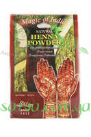 Хна в порошке – Henna powder (Magic of India)